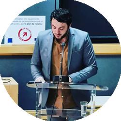 Kevin Henocq, Président de la Société Rochelaise du Droit
