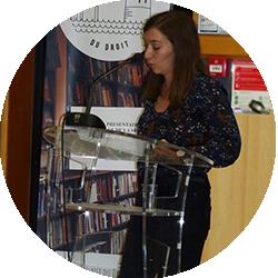 Camille Joguet, secrétaire de la SRD