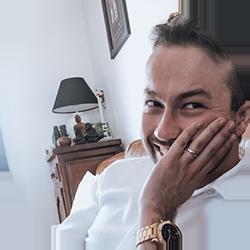 Clément Schilling, webmaster de l'association